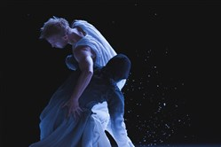 "Pontus Lidberg Dance members will perform  ""Snow,"" at Byham Theater as part of the Pittsburgh Dance Council's 2014-15 season."