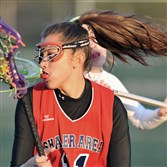 Senior attack McKenna Ash has been a top contributor for the  Shaler Area lacrosse team in its quest for a third consecutive WPIAL title.