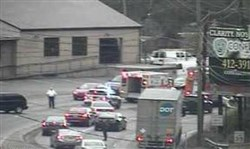 A multi-vehicle crashes snarls traffic this morning on Saw Mill Run Boulevard (Route 51) between the Liberty Tunnels and the Parkway West.