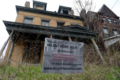 Wilkinsburg Vacant House Tour