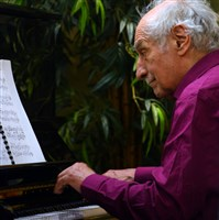 Pianist-composer Frederic Rzewski performs Saturday at Wholey's in the Strip District.