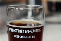 The small beer sample glasses at the Milkman Brewery will soon pass into history. The brewery is closing at the end of the month.