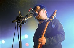 Singer/guitarist Isaac Brock performs with Modest Mouse April 20 at Stage AE.