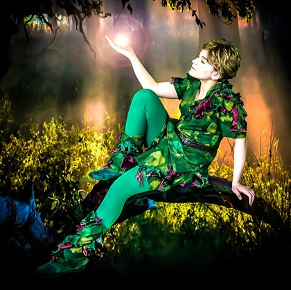 Plays the title role of quot peter pan quot for pittsburgh musical theater