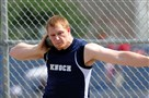 Knoch shot put standout Jordan Geist has already thrown himself into WPIAL lore.