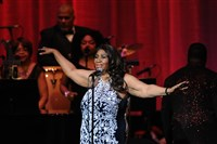 The undisputed Queen of Soul Aretha Franklin performs at Heinz Hall.