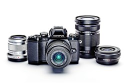 Olympus Micro Four Thirds mirrorless camera system