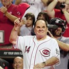 Pete Rose was banned from baseball in 1989 after violating the No. 1 rule in sports by betting on games while he was managing the Cincinnati Reds.