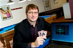 Tuomas Sandholm and his team at Carnegie Mellon University will be trying to beat four of the top players in the world.