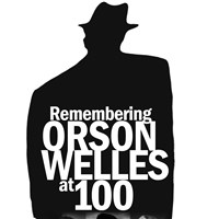 Orson Welles 100th birthday.