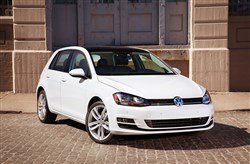 Volkswagen has stopped selling 2015 diesel-engine models of the Golf, Passat, Jetta, Beetle and Audi A3 and is expected to recall about 500,000 U.S. vehicles, dating to the 2009 model year.