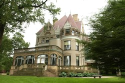 Clayton, former home of Henry Clay Frick in the East End.