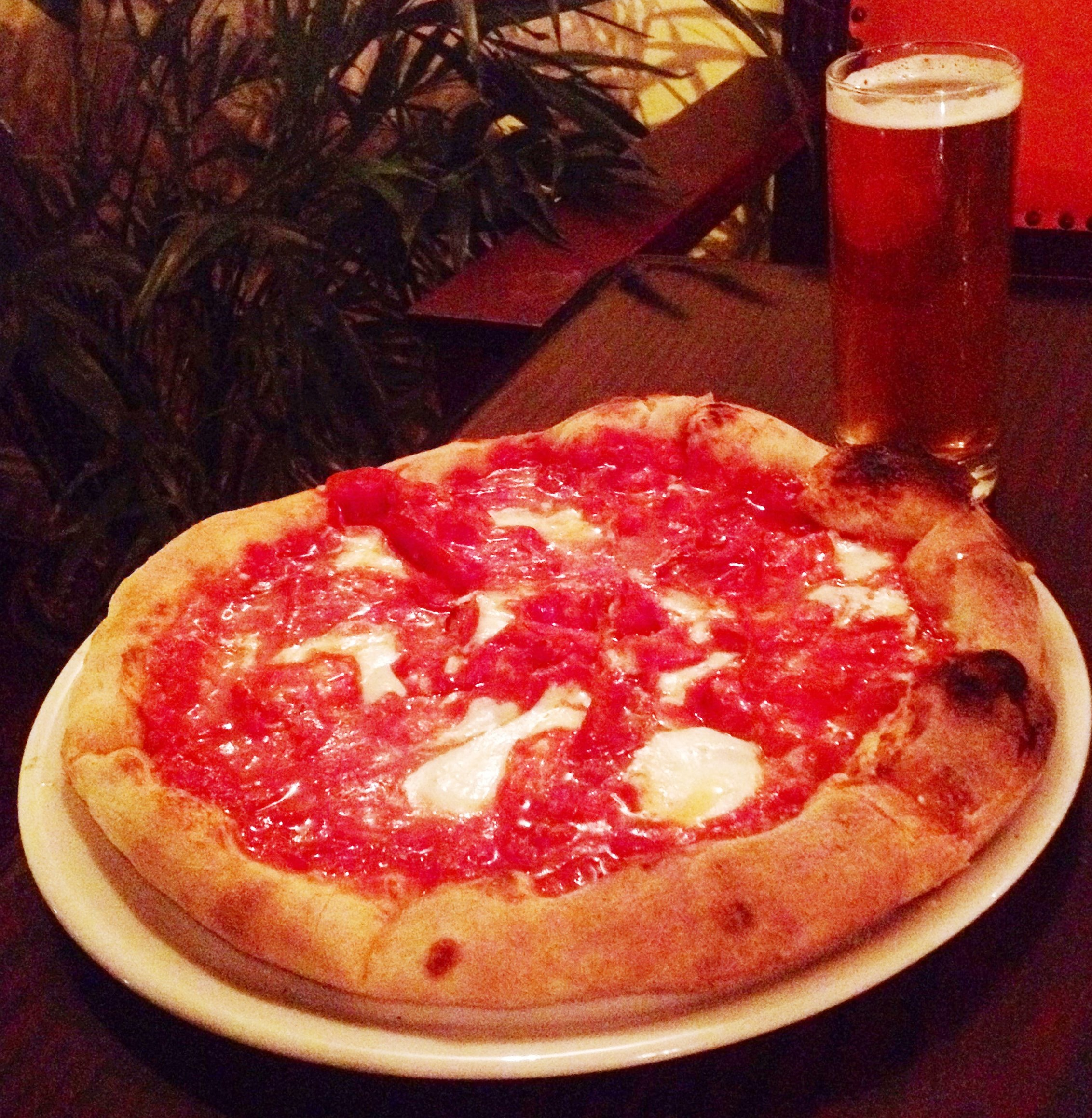 Munch Goes To Pizza Taglio In East Liberty