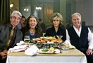 "Sam Waterston, Lily Tomlin, Jane Fonda and Martin Sheen in the Netflix Original Series ""Grace and Frankie."""
