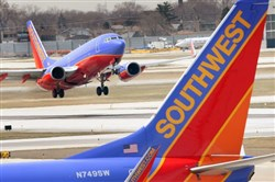 Southwest Airlines files suit; claims union workers avoiding overtime.
