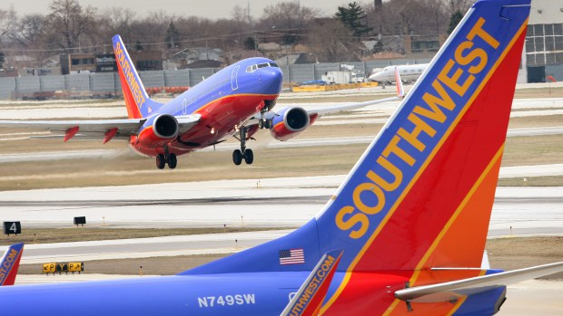 southwest airlines Southwest is among many companies offering senior discounts.