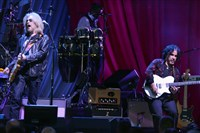 "Hall & Oates performs ""Say It Isn't So"" at Stage AE."