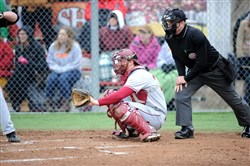 Chris Miller, a graduate of Serra Catholic High School, was named first-team All-Pennsylvania State Athletic Conference as a catcher. Miller plays for Seton Hill University.