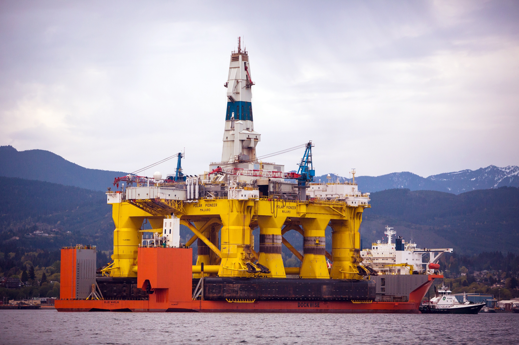 oil drilling in the arctic After plunking down more than $25 billion for drilling rights in us arctic waters, royal dutch shell plc, conocophillips and other companies have quietly relinquished claims they once.