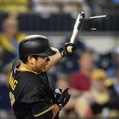 It would seem that one of the few possible solutions to the Pirates' offensive woes is maybe getting bench players such as Jung Ho Kang some more at-bats.