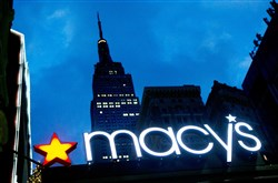 Macy's Inc. announced Tuesday it has named its new discount stores Macy's Backstage, and says first of the four test stores will open this fall in New York City.