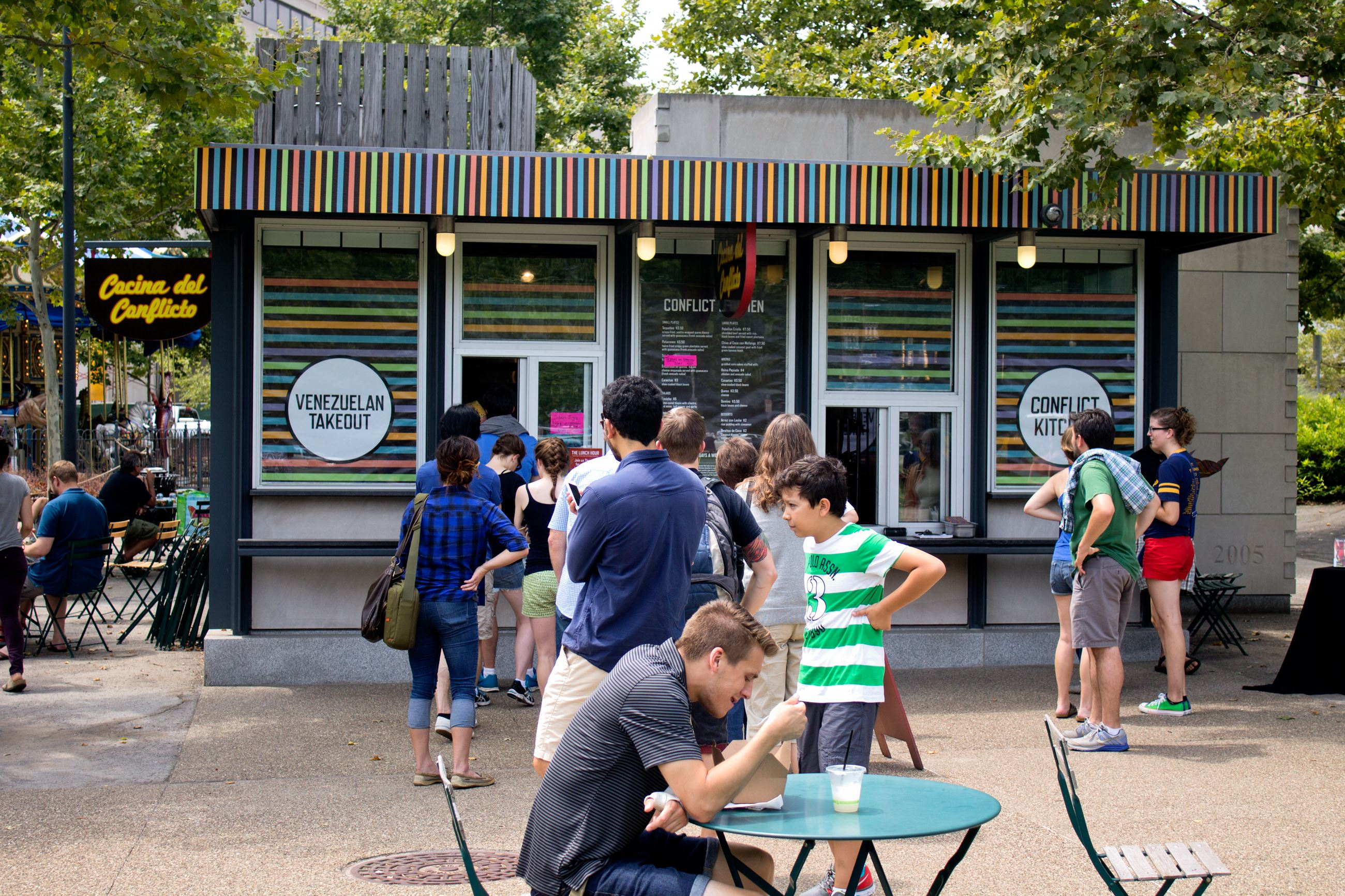 conflict kitchen to close oakland location pittsburgh post gazette
