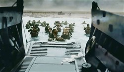"A scene from ""D Day: Normandy 1944."""