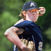 Knoch's Cole Shinsky has put together an outstanding season -- 8-0 won-loss record with a 1.37 ERA.
