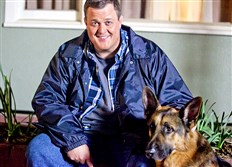 Billy Gardell from Dancer and the Dame.