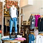 Jack + Jules Pittsburgh offers casual apparel and accessories, with a focus on designer denim, for men and women.