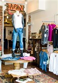 Jack + Jules Pittsburgh offered casual apparel and accessories, with a focus on designer denim, for men and women. The store is closing soon after a three-year stint in Lawrenceville.