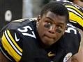 Former Pittsburgh Steeler Adrian Robinson died over the weekend at the age of 25.