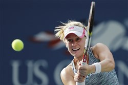 Injury problems took its toll on Alison Riske as her ranking fell to 97th by the end of 2015.