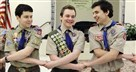 The Boy Scouts' New York chapter announced in April it hired Tessier as the nation's first openly gay Eagle Scout as a summer camp leader in public contrast to the national scouting organization's ban on openly gay adult members.