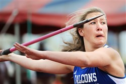 Madison Wiltrout of Connellsville, only a sophomore, is the Post-Gazette's Female Athlete of the Year.