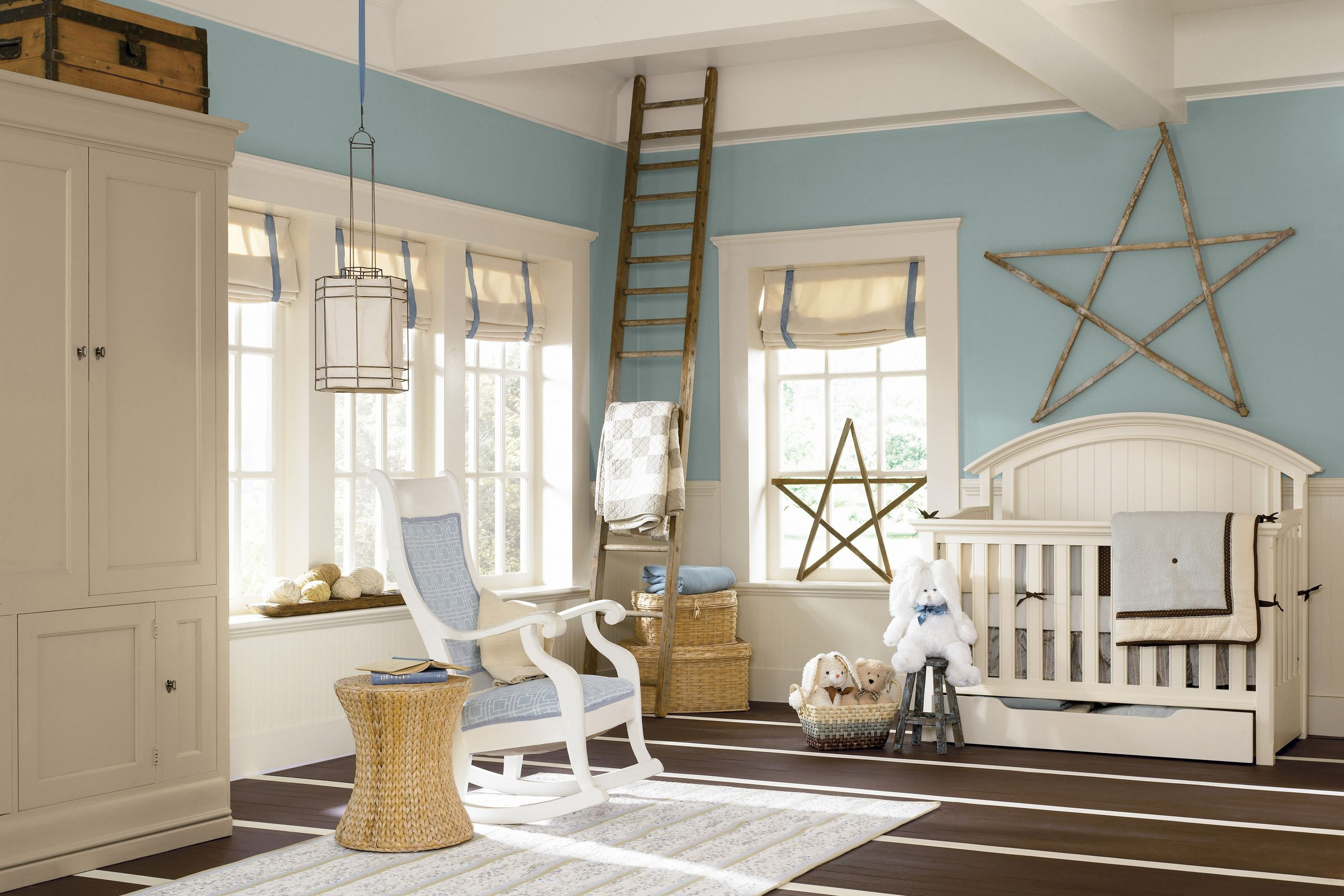 Nursery Color Palette Is More Sophisticated Pittsburgh