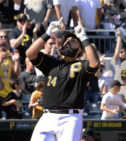 Gene Collier: Pirates come out swinging, and it works