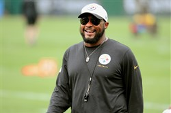Given his age and list of accomplishments, Steelers coach Mike Tomlin is on pace for a Hall of Fame career.