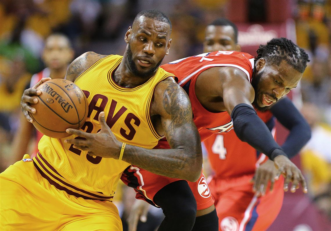 cf94863c09d9 Cavaliers star LeBron James may finally give the city of Cleveland reason  to rejoice if he