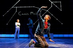 "Alex Sharp, Tony nominee for best actor in a play, for Broadway's ""The Curious Incident of the Dog in the Night-Time."""