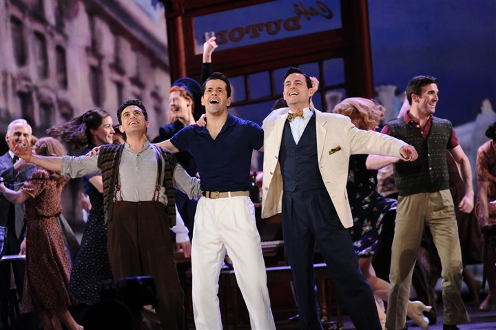 "2015AmericanInParis Broadway's ""An American in Paris"" will become a national tour and arrive in Pittsburgh on May 30, 2017."