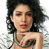"Tina Desai is one of eight main characters in the new Netflix sci-fi thriller ""Sense8."""