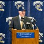 Greg J. Amodio will take over as Quinnipiac University athletic director effective July 20.