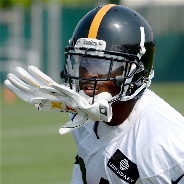 20150610mfsteelerssports05-4 Steelers superstar Antonio Brown: 265 receptions the past 