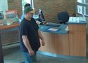 Police are searching for this man, shown above in a video surveillance image, who they said robbed a PNC Bank branch in the Tri-County Plaza in Rostraver Thursday.
