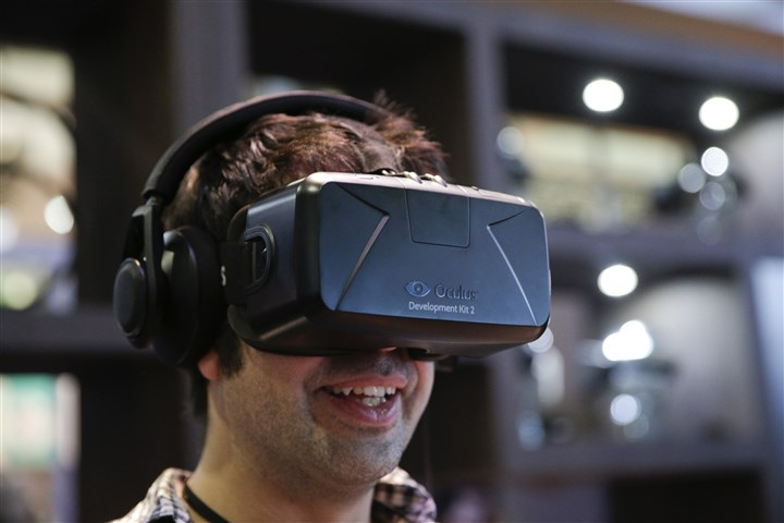 Games E3 Expectations Oculus VR Inc. is a cutting-edge creator of a new virtual reality headset.