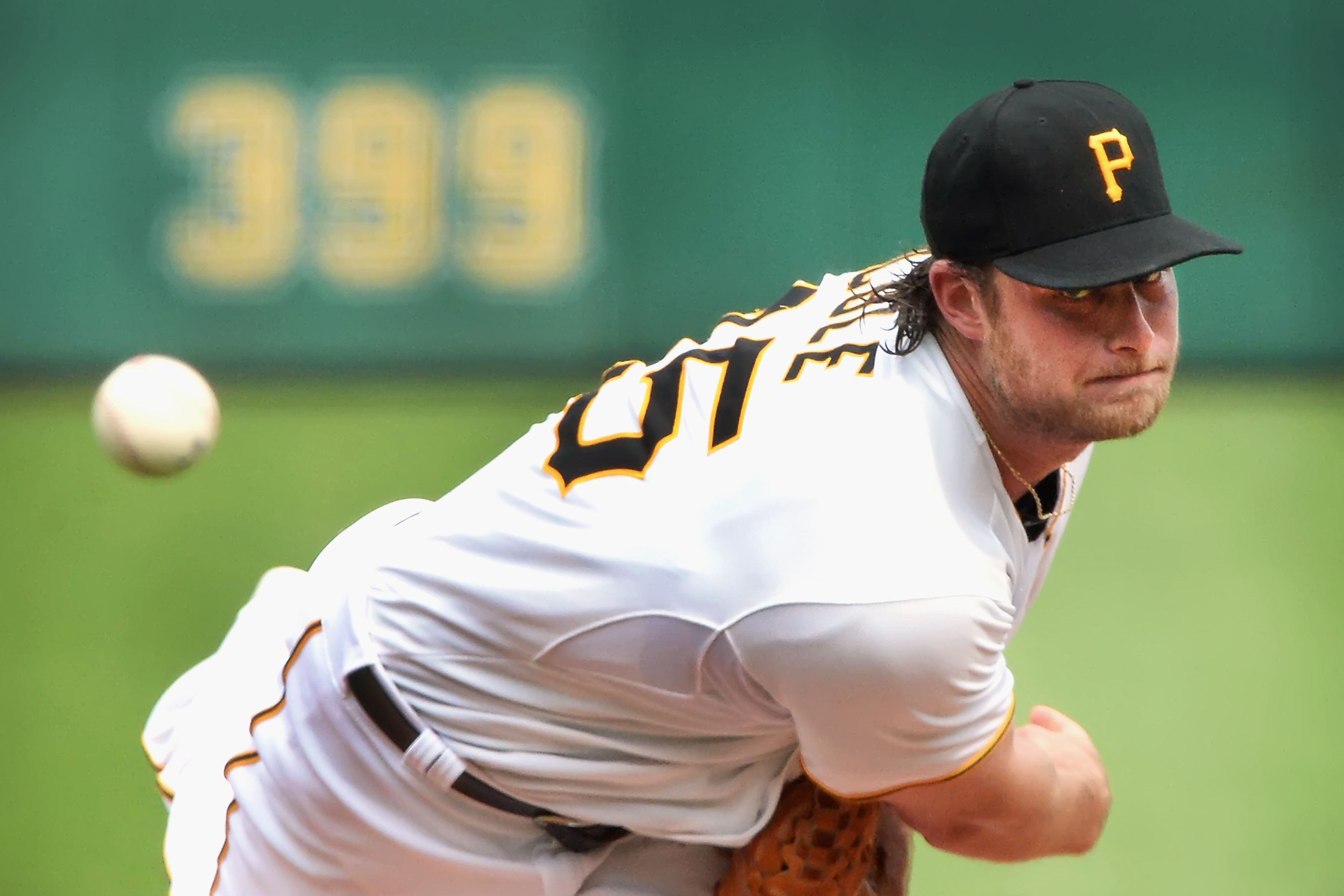 On the Pirates: Gerrit Cole's game of throws   Pittsburgh ...