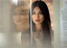 "Gemma Chan portrays a synthetic robo-servant in the new AMC series ""Humans"" premiering Sunday."