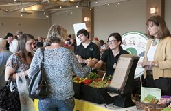 A scene from the 2014 Hometown-Homegrown event at Heinz History Center.