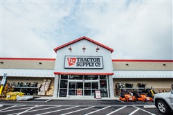 The Tractor Supply Co. store in North Fayette opened two months ago.